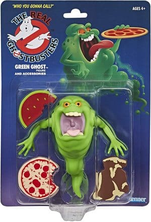 Figura Moquete (green Ghost) The Real Ghostbusters Kenner Classics 2020 Wave 1 de Hasbro