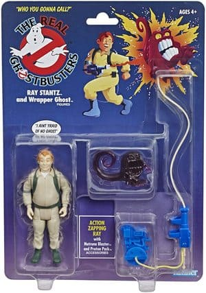 Figura Ray Stantz The Real Ghostbusters Kenner Classics 2020 Wave 1 de Hasbro