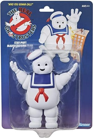 Figura Stay Puft Marshmallow man The Real Ghostbusters Kenner Classics 2020 Wave 1 de Hasbro